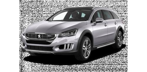 Peugeot 508 RXH en leasing