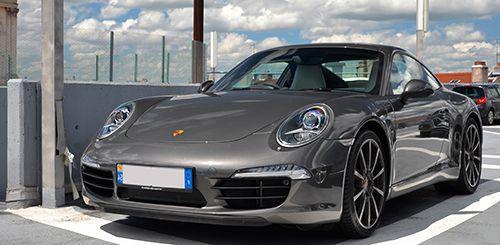 Porsche 911 Carrera S neuve