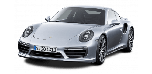Porsche 911 Turbo neuve