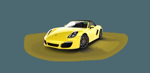 Porsche Boxster neuf