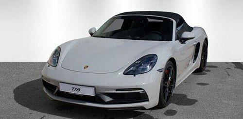 Porsche Boxster GTS occasion
