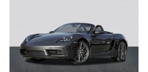 Porsche Boxster S occasion