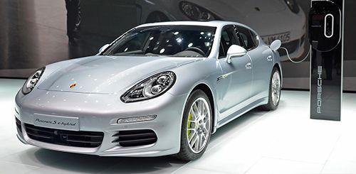 Porsche Panamera 4 E-Hybrid neuve