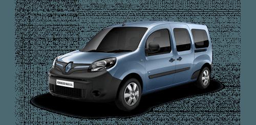 Renault Kangoo ZE électrique neuf