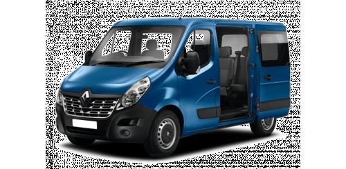 Renault Master en leasing
