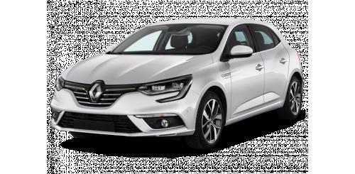 Renault Megane en leasing