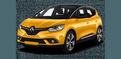 Renault Scénic en leasing