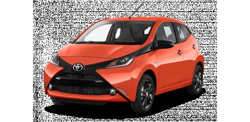 Toyota Aygo occasion