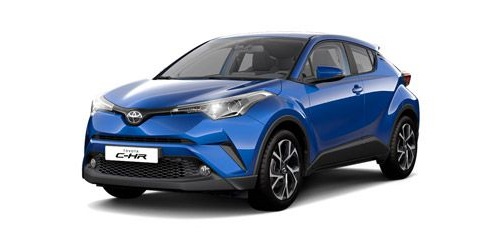 Toyota C-HR Collection neuf