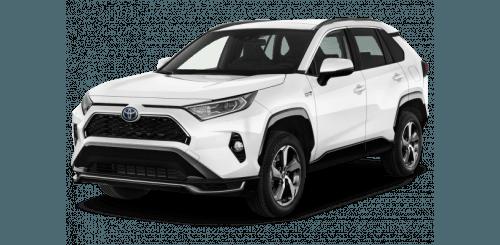 Toyota RAV4 Hybride Rechargeable neuf